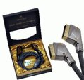 SCART-SCART 21p.1,8m GOLD Edition