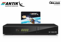 AB CryptoBox 700HD + Antik karta