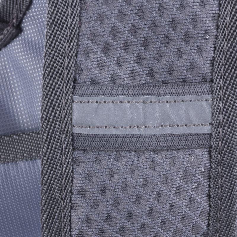 9a3236a91 HYDRO - Cyklistický a bežecký ruksak 2l šedo / modrý, vodeodolný K839941