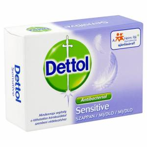 Dettol mydlo sensitive 100g