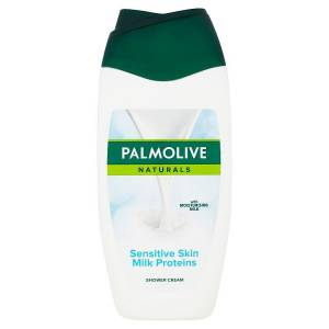 Palmolive Naturals Sensitive Skin Milk Proteins sprchovací krém 250 ml