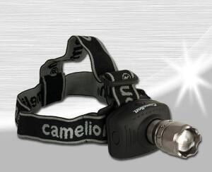 CAMELION LED čelovka 3W CT4007