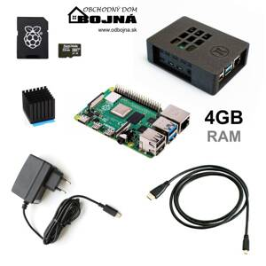 Zonepi Raspberry Pi 4B/4GB sada, galaxy