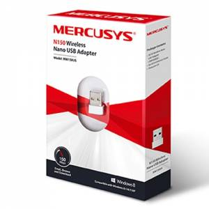 MERCUSYS MW150US, N150 Wireless Nano USB Adapter